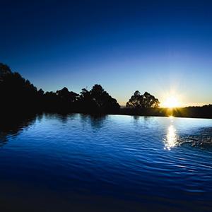Pool at Gwinganna