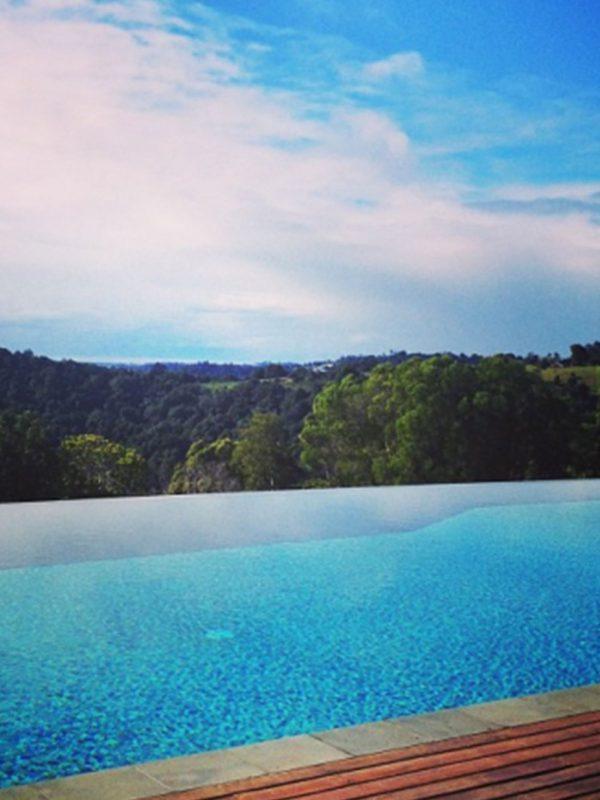 Gwinganna's pool
